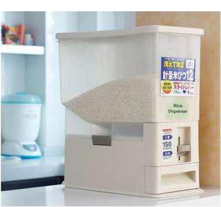 Free shipping 15kg Rice Dispenser/bekas beraa
