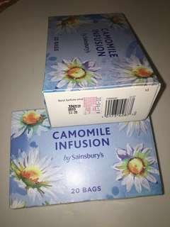 洋甘菊 花茶 Camomile tea Chamomile
