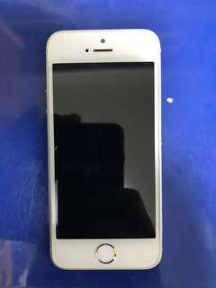 iPhone5s 16G silver 蘋果 手機