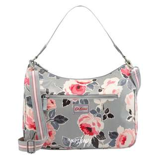 Cath Kidston Paper Rose Curve Shoulder Bag