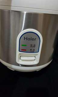Haier rice cooker