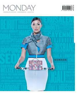 Monday magazine Nomads issue