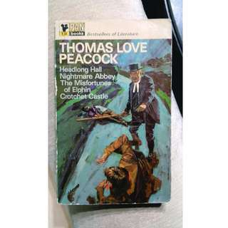 Novels Of Thomas Love Peacock