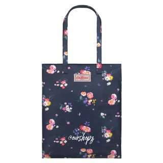 Cath Kidston Busby Bunch Tall Zipped Shopper Bag