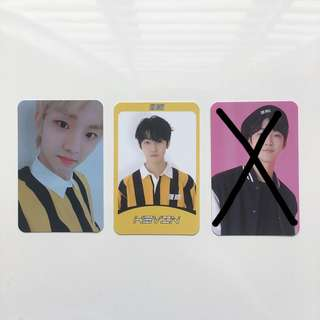 wts the boyz the start photocards