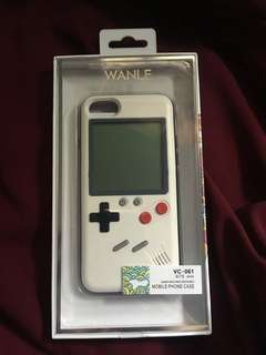 Case Gameboy Iphone 6/7/8/Iphone X