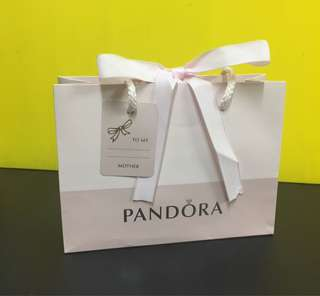 Pandora Mother'd Day Special Collection  Paper Bag