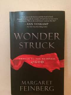 Wonder Struck by Margaret Feinberg