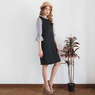 Karina dress black