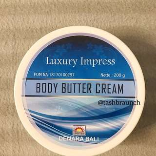 LUXURY IMPRESS BODY BUTTER CREAM DENARA BALI