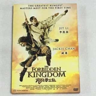 1DVD•CLEARANCE SALES {DVD, VCD & CD} THE FORBIDDEN KINGDOM 功夫之王 - DVD