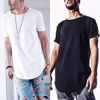 Men slim casual short sleeve loose solid color shirt