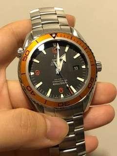 Omega seamasters 橙圈 大橙45mm