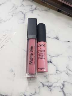 Lip cream bundle