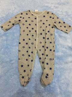 PRELOVED Sleepsuit Carter's