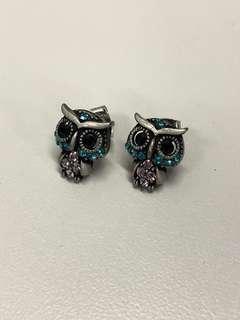 ✨SUMMER SALE Korea Owl Earrings 韓國貓頭鷹🦉耳環