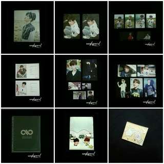 Kpop album / photocard / fansite goods