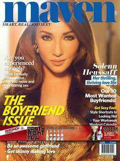 Maven magazine Oct-Nov 2012 Solenn
