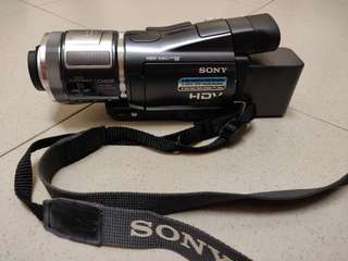 Sony Handycam HDR-HC1E