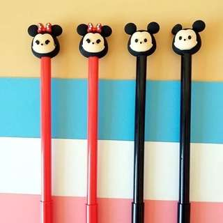 Mickey and Minnie mouse pen