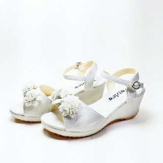 Kids wedge sandals 239 only