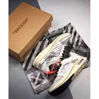Nike Zoom Fly Off-White, All Size