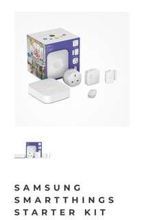 """Brand New """"Samsung SmartThings Starter Kit""""!"""