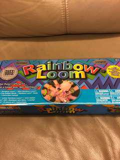 BNIB Rainbow Loom - Rubber Band Crafting Kit