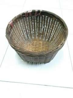 陳年懷舊小竹籃