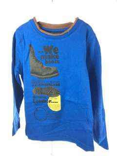 Factory Outlet - European boy's Tee 男童歐洲出口T恤。