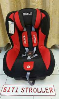 Car Seat sparco