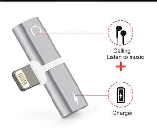 🚚 iPhone Adapter for iPhone 7/7plus/8/8plus/ X/ iPad