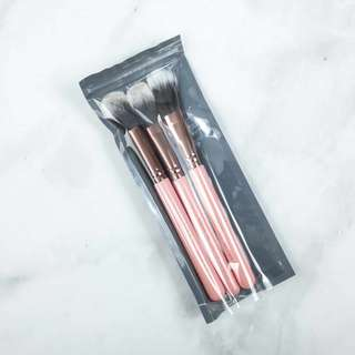 Luxie Face Brush Set -NEW & FREE NORMAL MAIL-