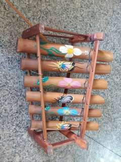 Decorative Angklung Music Instrument
