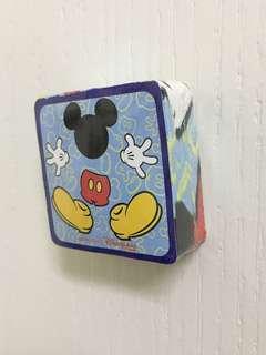 🚚 迪士尼魔術方巾