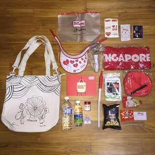 NDP 2018 National Day Parade Goodie Bag