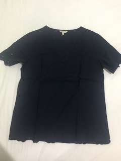 Et cetera - navy blouse