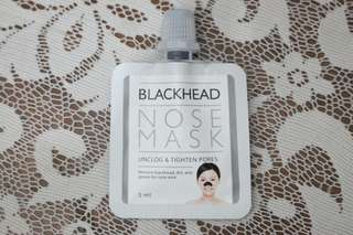 Blackhead Nose Mask - Masker Komedo