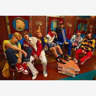 BTS OFFICIAL POSTER