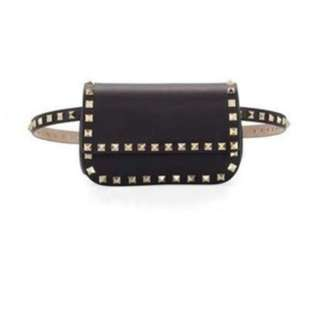Valentino rock stud belt bag 腰包