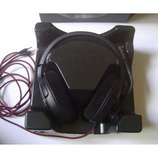 Sharkoon GSone 馭龍者 立體聲電競耳機 頭戴式耳罩耳機 麥克風耳機~