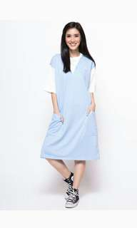 Nevada Woman Dress With Embro