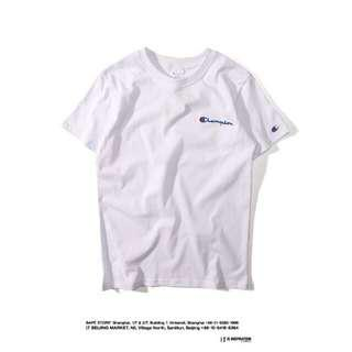 authentic champion heritage tee