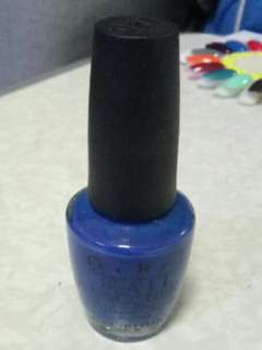 Authentic Opi color _used