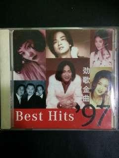 Cd 25 Best Hits 97 SingTel