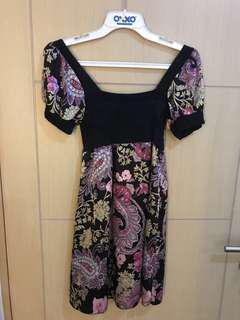 Dress premium import lux