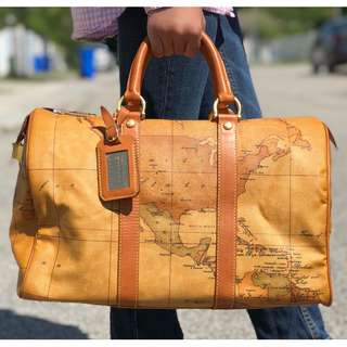 ALVIERO MARTINI Geo Classic Travel Bag
