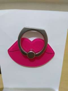 Ring Pegangan HP bibir