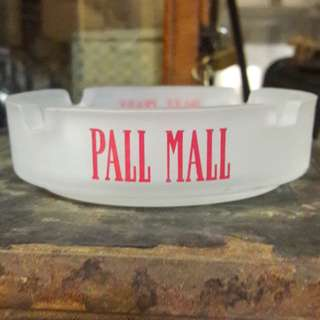 Vintage Pall Mall ashtray