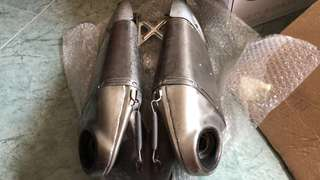 Termignoni Ducati 1199 Panigale slip on Exhaust